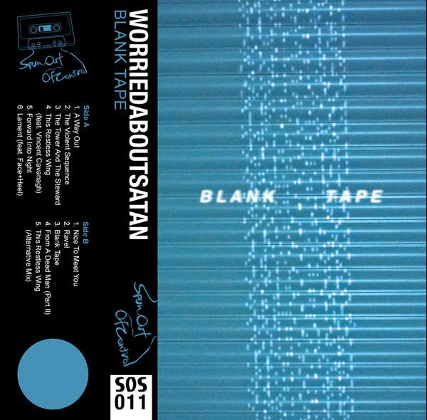 WORRIEDABOUTSATAN: Blank Tape Cassette