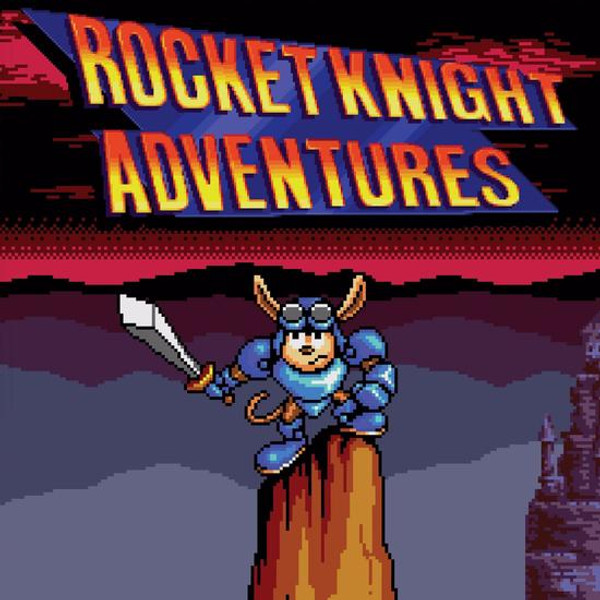 KONAMI KUKEIHA CLUB: Rocket Knight Adventures LP