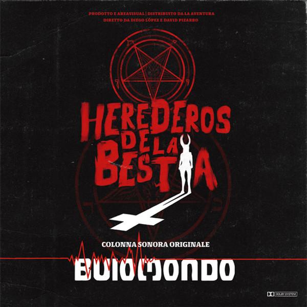 BUIO MONDO: Herederos De La Bestia OST LP