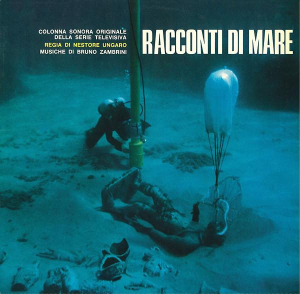 BRUNO ZAMBRINI: Racconti Di Mare LP+CD