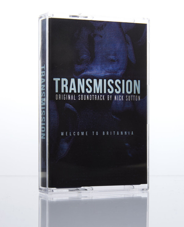 NICK SUTTON: Transmission Original Soundtrack Cassette