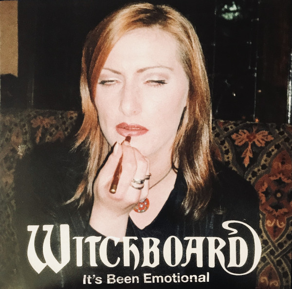 WITCHBOARD: It's Been Emotional LP