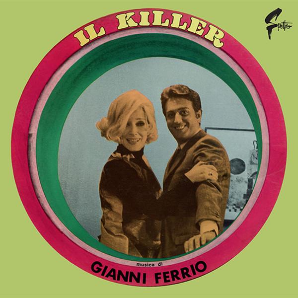 GIANNI FERRIO: Il Killer (OST) LP