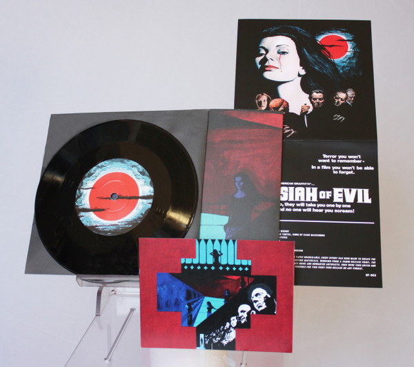 "Messiah of Evil ""Blood Moon"" Deluxe Limited 7"" EP"
