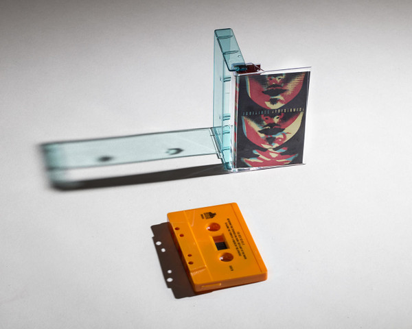Isvisible/Isinvisible (Orange Tape) Cassette
