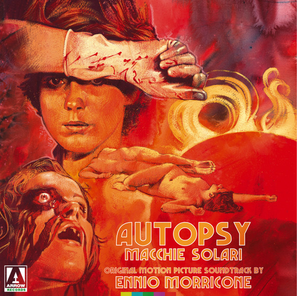 ENNIO MORRICONE: Autopsy (Original Soundtrack) 2LP