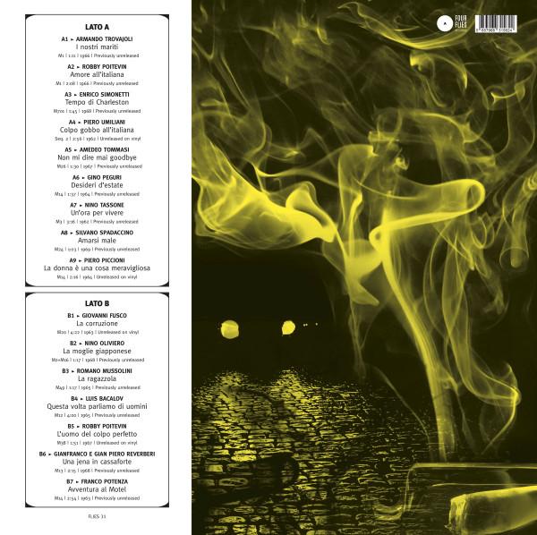 V/A: Esterno Notte Jazz LP+CD