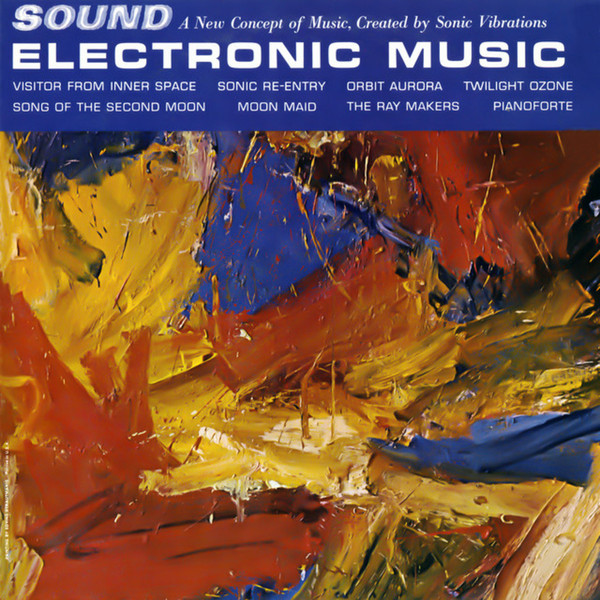 ELECTROSONIKS: Electronic Music LP