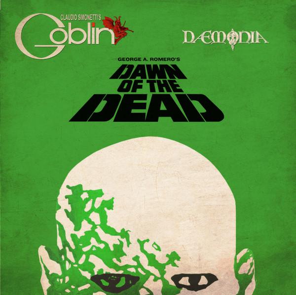 CLAUDIO SIMONETTI'S GOBLIN: Dawn Of The Dead Soundtrack 40th Anniversary Edition 2CD