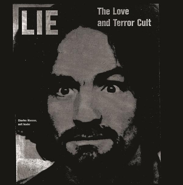 CHARLES MANSON: Sings LP