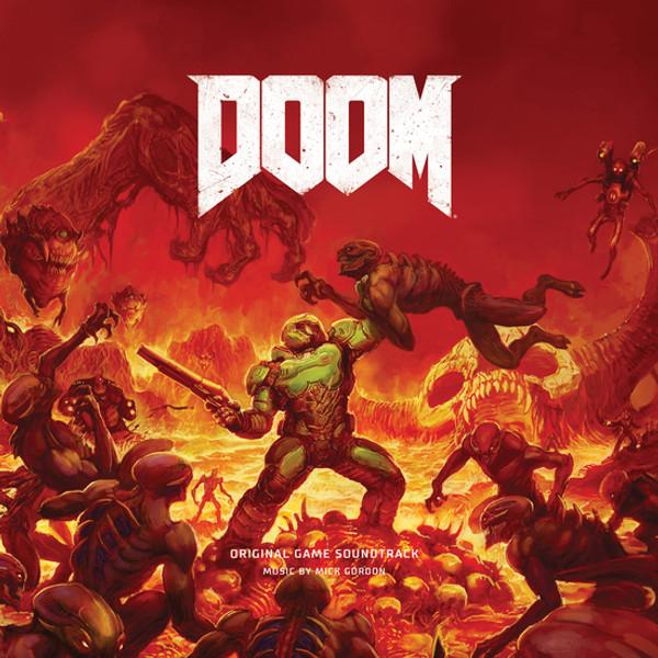 MICK GORDON: Doom (Original Game Soundtrack) 2LP