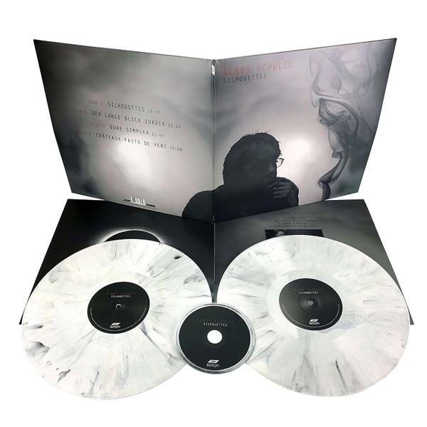 KLAUS SCHULZE: Silhouettes 2LP+CD