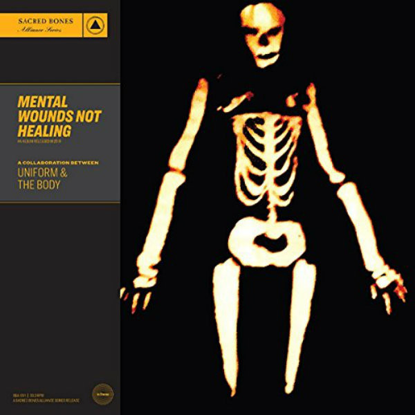 UNIFORM / THE BODY: Mental Wounds Not Healing LP