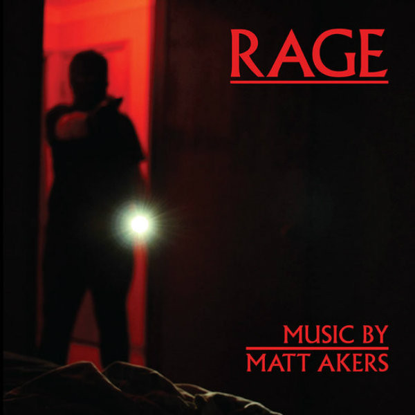 MATT AKERS: Rage LP