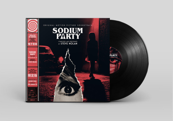 STEVE NOLAN: Sodium Party (2018 Re​-​master) LP
