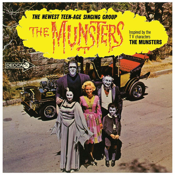 """The Munsters Limited """"Herman"""" Edition LP"""