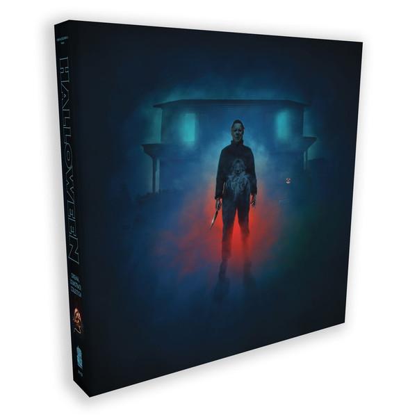 Halloween 2, 3, 4 and 5 Soundtracks Collectors Box