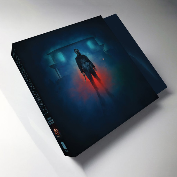 Halloween 2, 3, 4 and 5 Soundtracks Collectors Box
