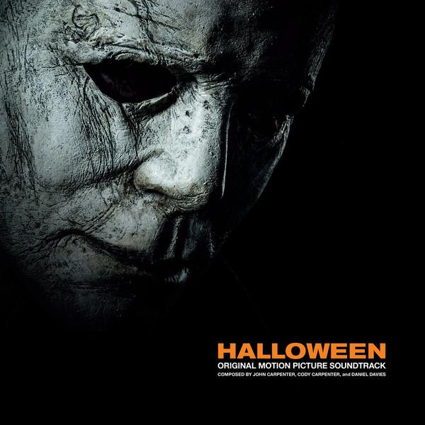 JOHN CARPENTER: Halloween: Original Motion Picture Soundtrack (Pumpkin Orange) LP