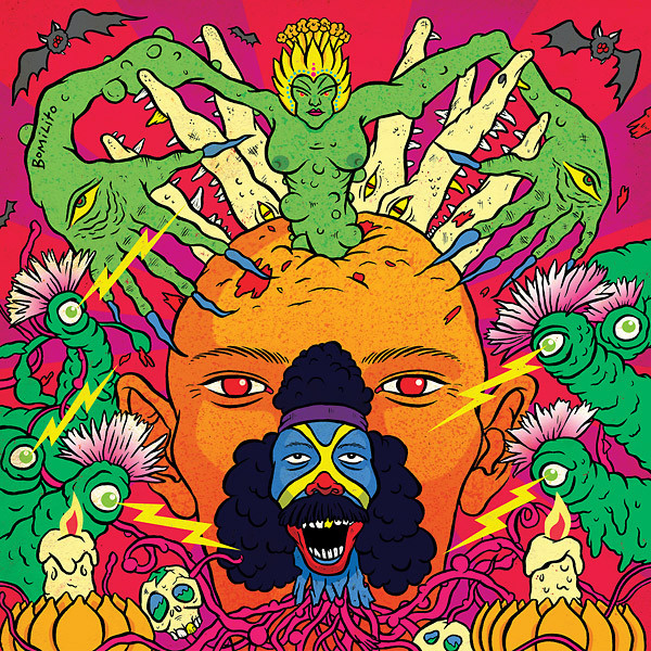 EARTHLING SOCIETY: Mo - The Demon LP