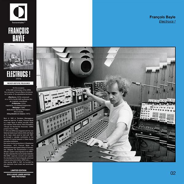 FRANCOIS BAYLE: Electrucs ! LP