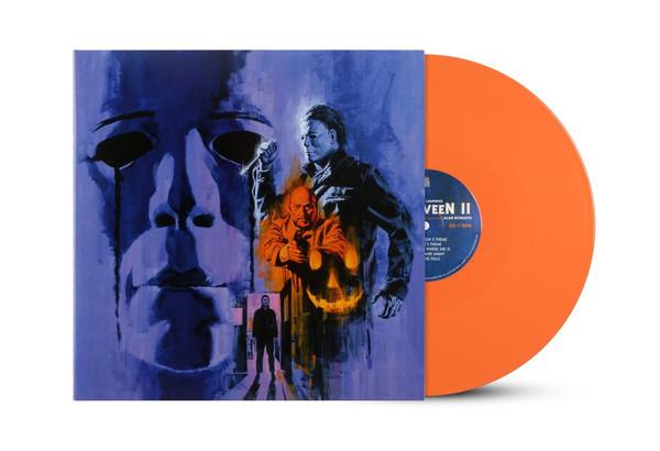 JOHN CARPENTER & ALAN HOWARTH: Halloween 2 LP