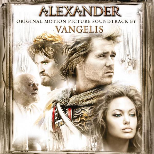 VANGELIS: Alexander (Original Soundtrack) 2LP