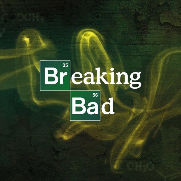 "BREAKING BAD (MUSIC FROM THE ORIGINAL TV SERIES)  5X10"" BOX SET"