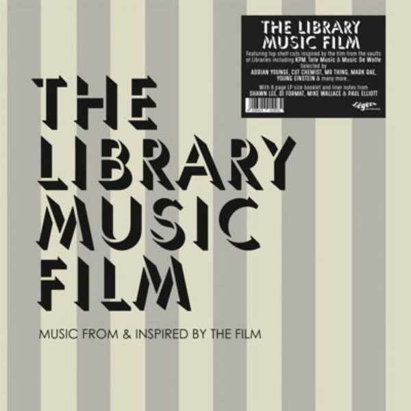V/A: Library Music Film (Soundtrack) LP