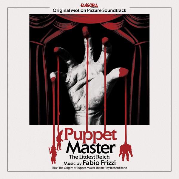 "FABIO FRIZZI: Puppet Master: The Littlest Reich ""Toulon's Bloody Revenge "" LP"