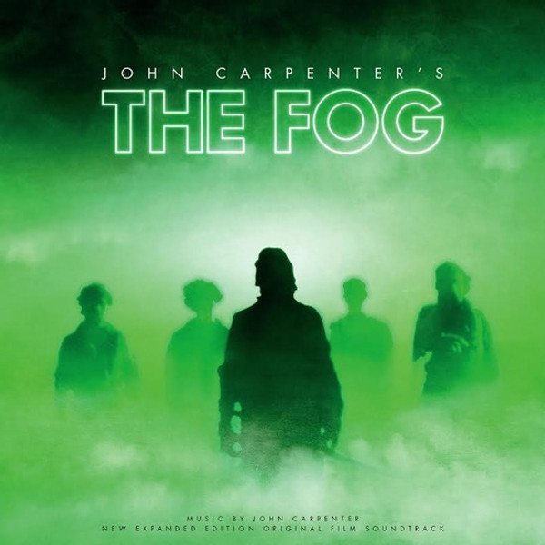 JOHN CARPENTER: The Fog 7""