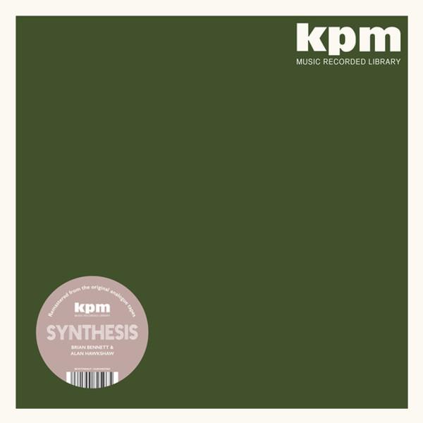 BRIAN BENNETT & ALAN HAWKSHAW: Synthesis LP