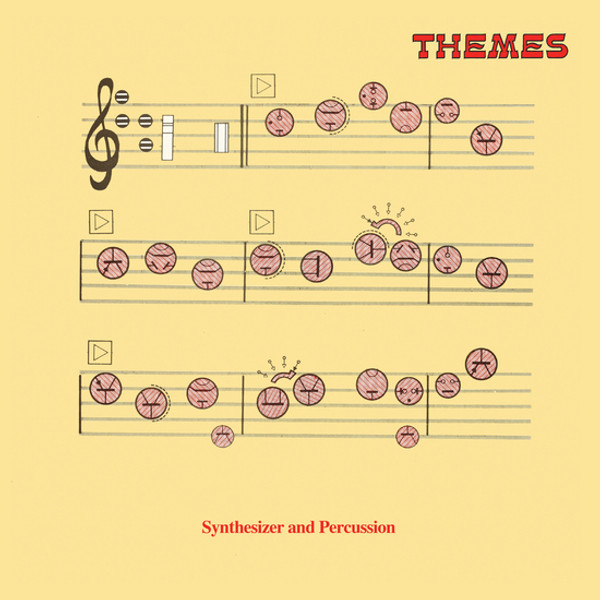 BRIAN BENNETT & ALAN HAWKSHAW: Synthesizer & Percussion LP