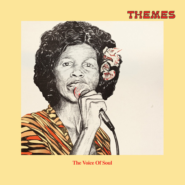 ALAN PARKER / MADELINE BELL: The Voice of Soul LP