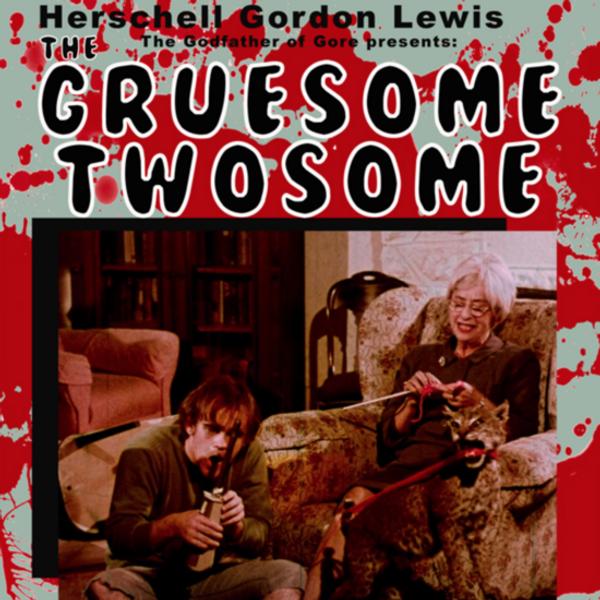 Herschell Gordon Lewis Gruesome Twosome LP