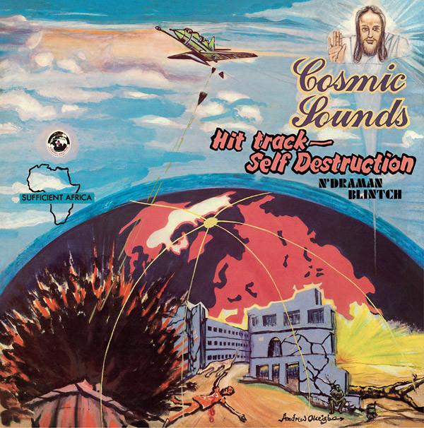 N'DRAMAN BLINTCH: Cosmic Sounds LP