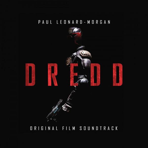 PAUL LEONARD-MORGAN: Dredd (Original Soundtrack) LP