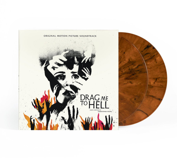 CHRISTOPHER YOUNG: Drag Me To Hell (Original Soundtrack) 2LP