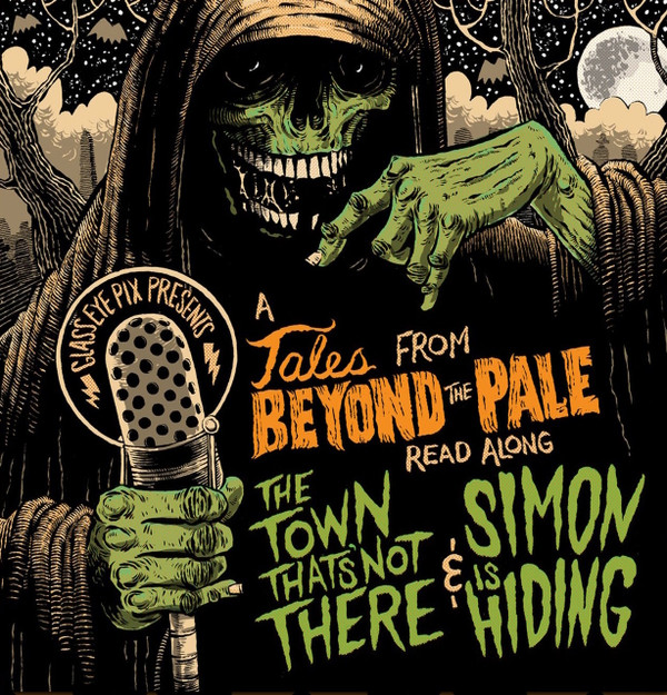 """TALES FROM BEYOND THE PALE READ ALONG (Orange) 7"""""""