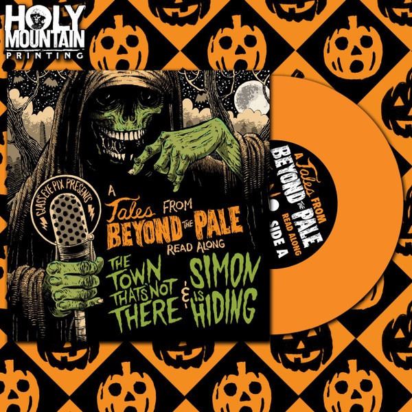 TALES FROM BEYOND THE PALE READ ALONG (Orange) 7""