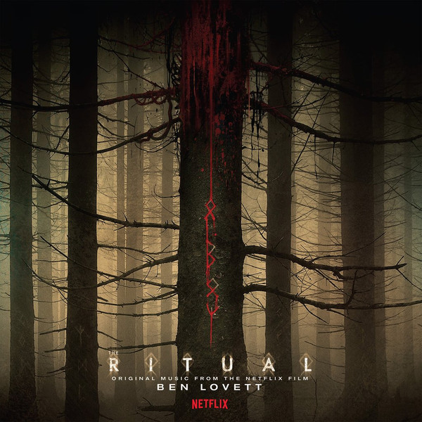 BEN LOVETT: The Ritual (Original Motion Picture Score) LP