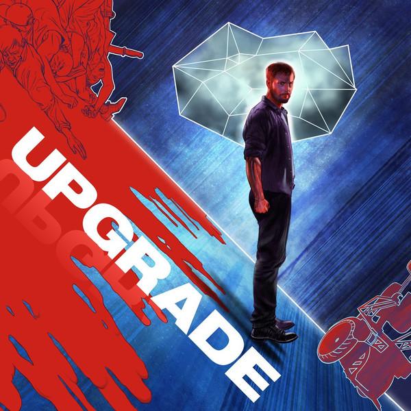 JED PALER: Upgrade (Original Motion Picture Score) LP