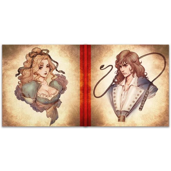 KONAMI KUKEIHA CLUB: Castlevania: Symphony Of The Night 2LP