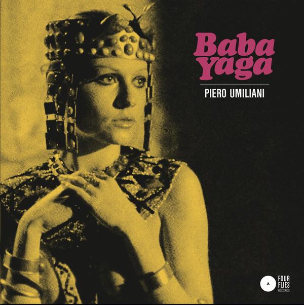 """PIERO UMILIANI: Baba Yaga (Gold) 7"""""""