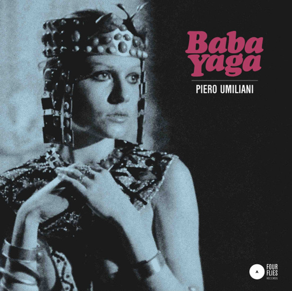 """PIERO UMILIANI: Baba Yaga (Purple) 7"""""""