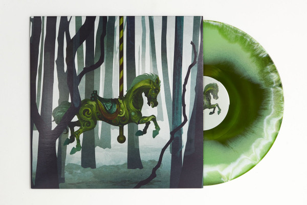 ALONE IN THE WOODS: Alone In The Woods LP