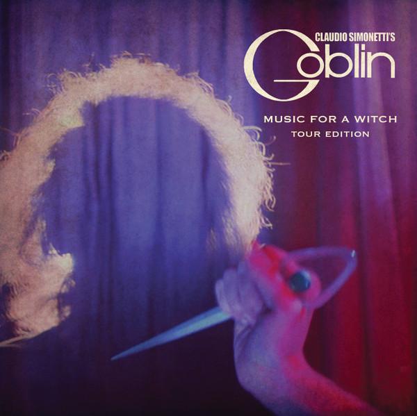 CLAUDIO SIMONETTI'S GOBLIN: Music For A Witch LP