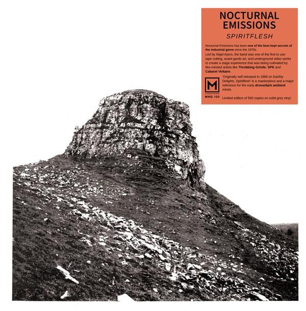 NOCTURNAL EMISSIONS: Spiritflesh LP