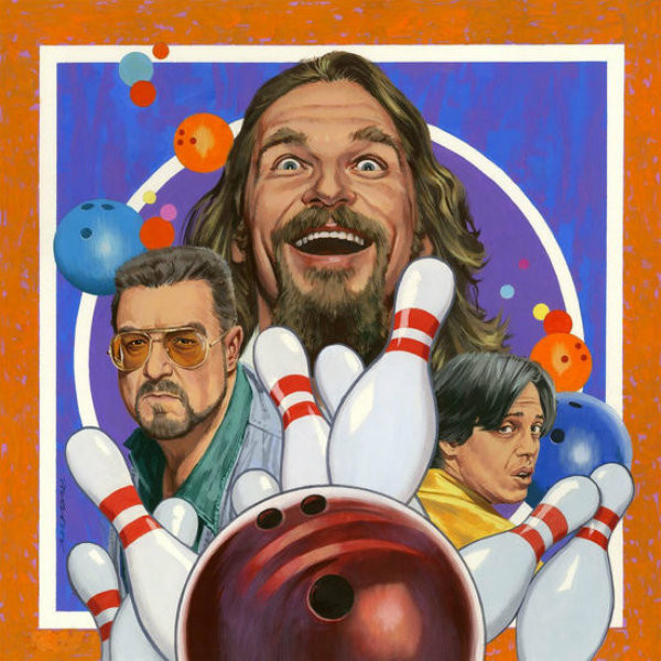 V/A: The Big Lebowski - Original Motion Picture Soundtrack LP