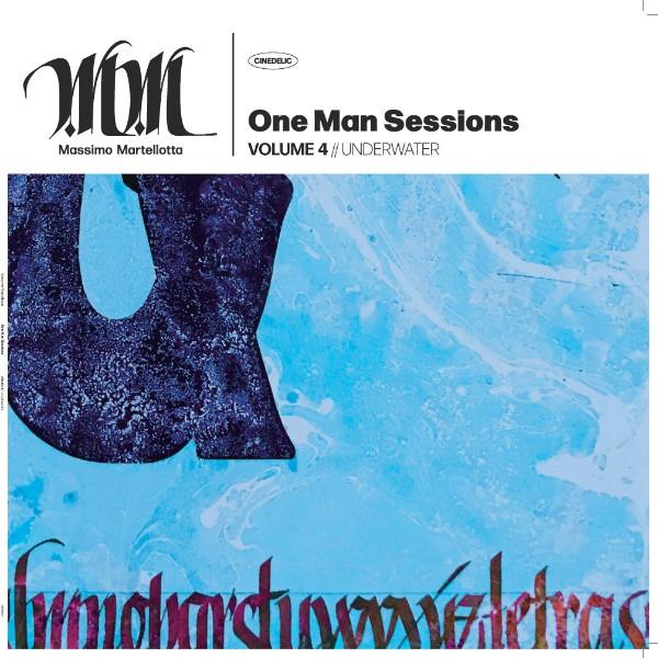 MASSIMO MARTELLOTTA: One Man Session Vol. 4: Underwater LP
